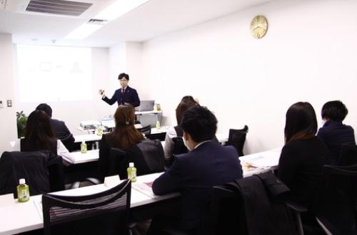 「BtoB Webリニューアル講座」セミナー模様
