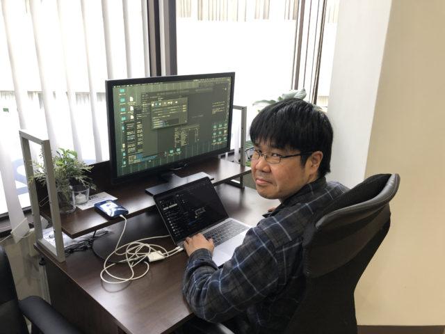 山本プロデューサー