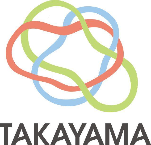 株式会社タカヤマ様、弊社にて開発に携わったロゴマーク事例