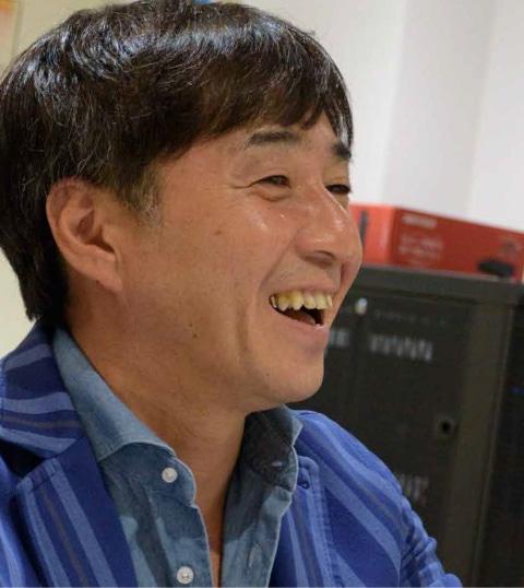 代表取締役 蜂須賀様