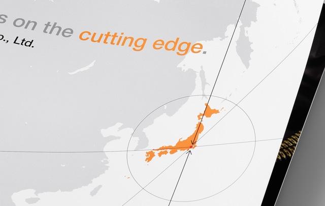 【翻訳】会社案内・パンフレットで海外ビジネス支援