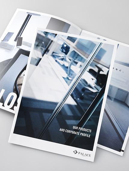 オフィスインテリアの総合カタログ