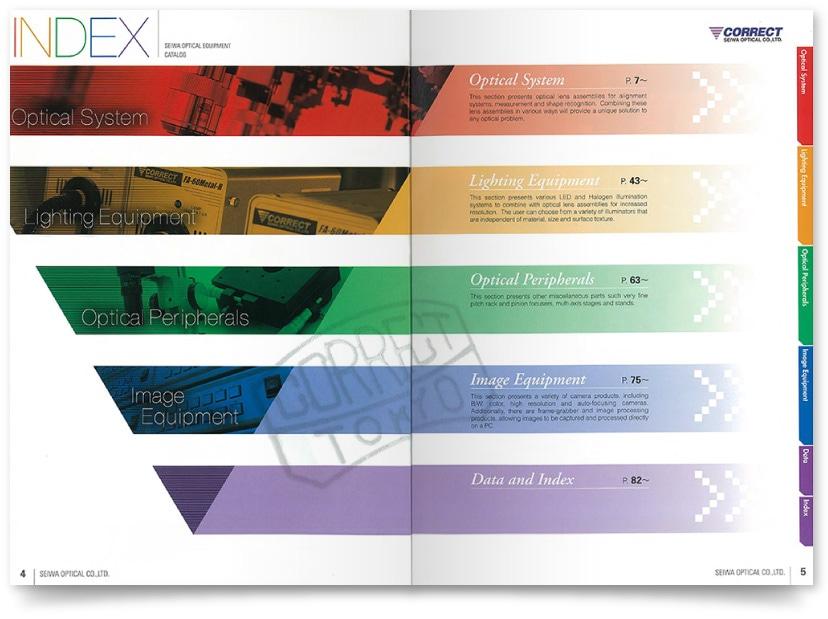INDEXページ