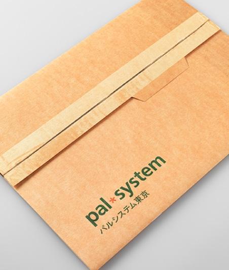 リクルート会社案内の表紙デザイン