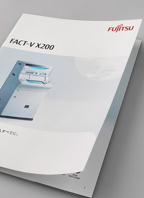 製品パンフレットデザイン