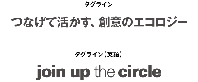 清掃会社・CI計画・タグライン