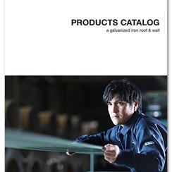 建材加工・販売 カタログ作成実績