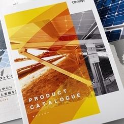 外資系グローバル企業 製品総合カタログ 制作実績